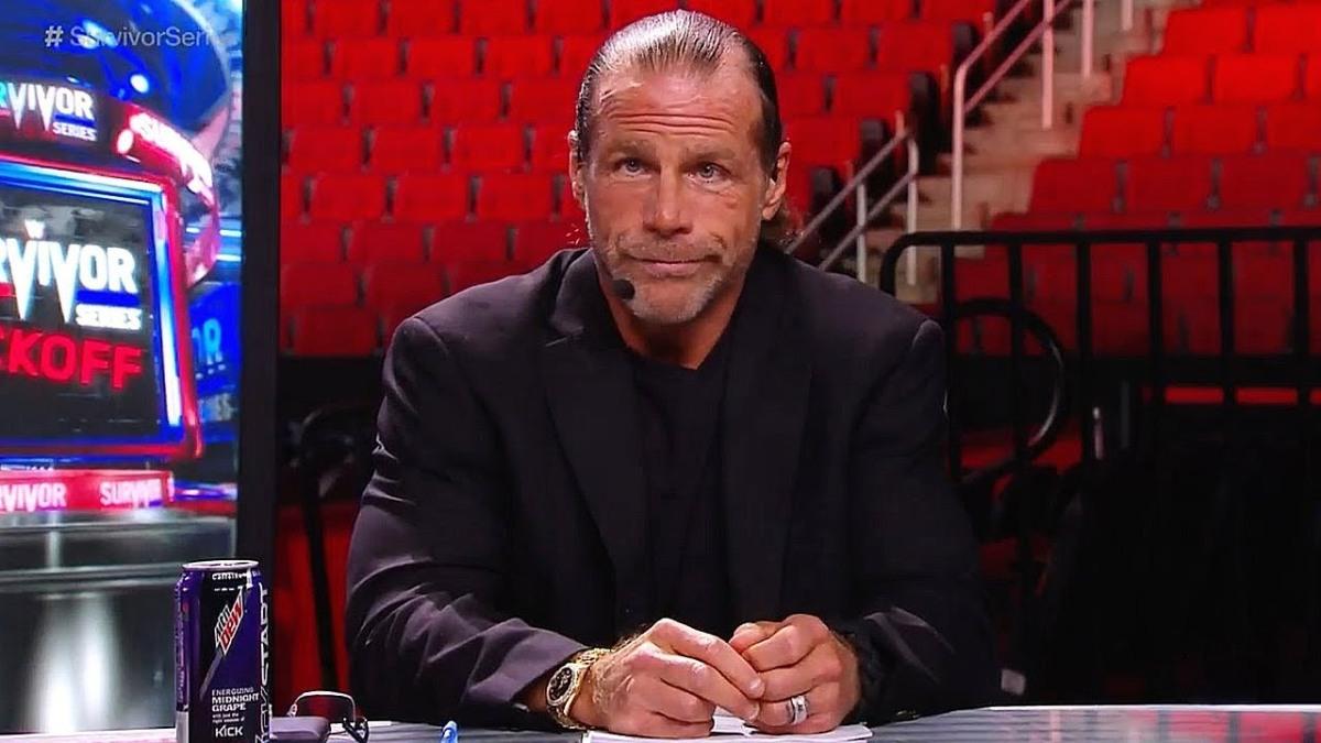 """""""Eltelt 30 év, és még mindig nem tudom, hogy miért alkalmaznak!"""" - Shawn Michaels"""