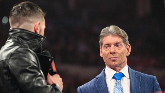 Finn Bálor a Rumble-ről, Cena gesztusáról, valamint a Vince-szel való kapcsolatáról