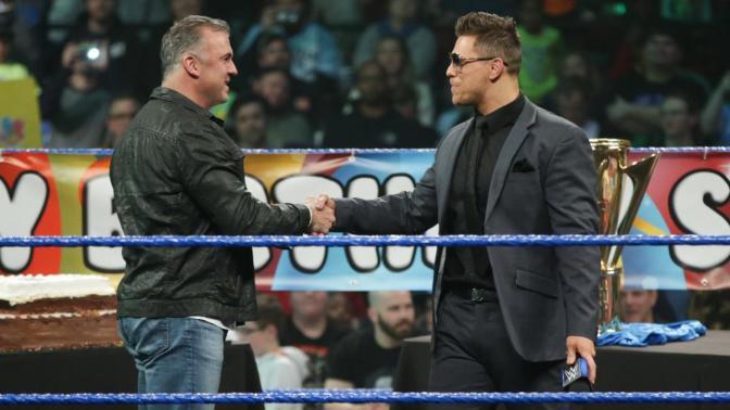 SmackDown LIVE Előzetes, január 22. – Rumble-re fel!