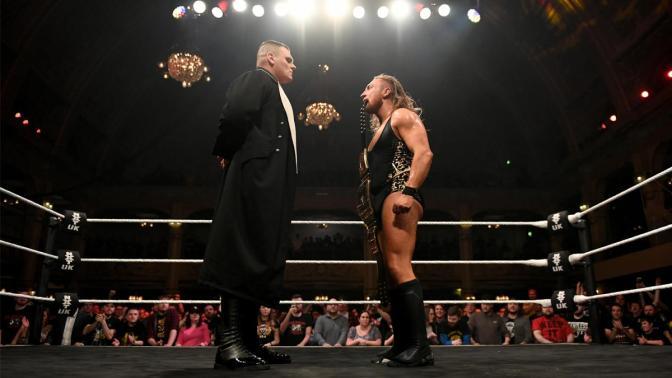 Triple H szerint még várnunk kell a WALTER kontra Dunne meccsre!
