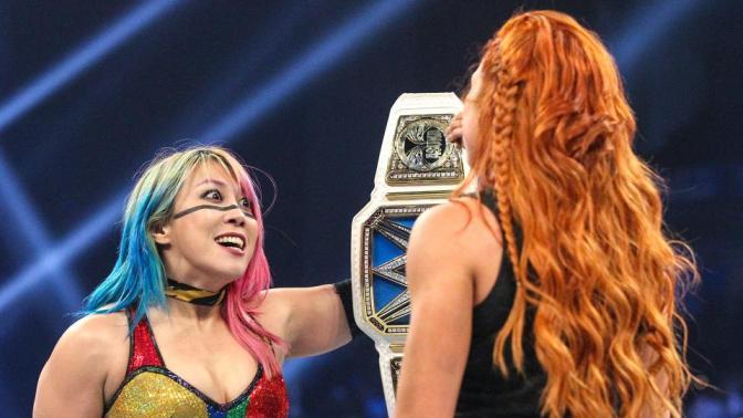 SmackDown LIVE Előzetes, január 15. – A Rumble szelei már érezhetőek