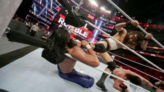 5 NXT-s, aki felbukkanhat a Rumble-ben!