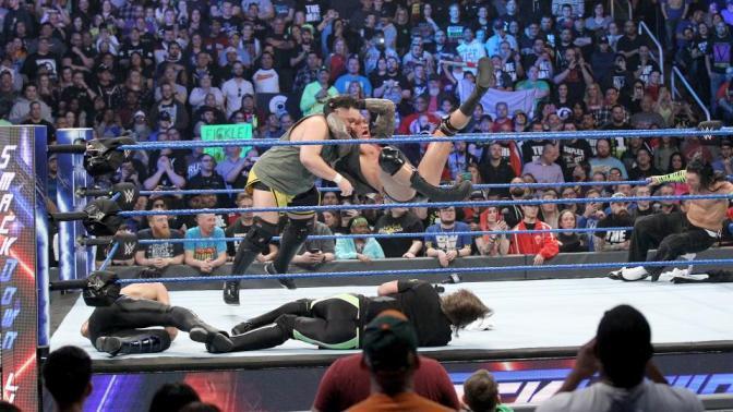SmackDown LIVE Előzetes, február 5. – A Chamber jegyében