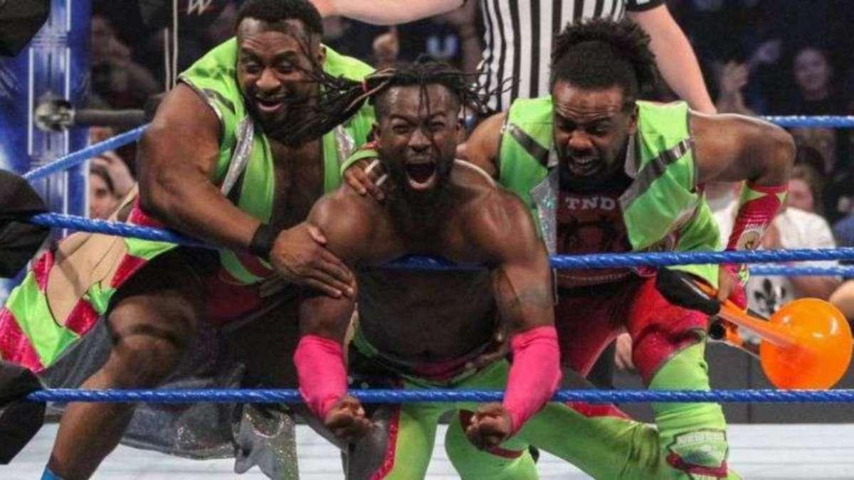 Kofi Kingston arról, hogy Mustafa Ali helyetteseként indult csatába